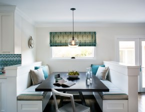 Inspired Spaces: Did someone say Banquette?