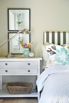 "Inspired Spaces: ""The Blue Bedroom"""