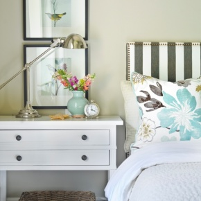 """Inspired Spaces: """"The BlueBedroom"""""""