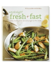week night fast and fresh cookbook