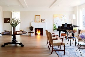 Inspired Spaces: Isaac Mizrahi's Greenwich VillageHome