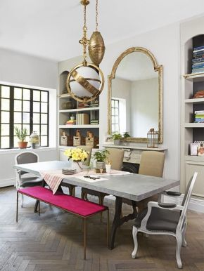 Inspired Spaces: Genevieve Gorder's Renovation