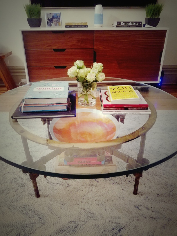 coffee table styling1